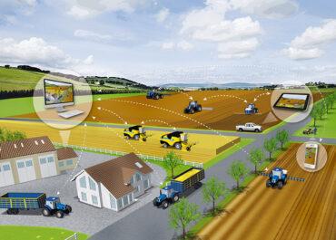 System rolnictwa precyzyjnego